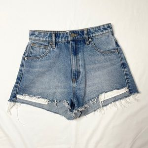 Abrand Jeans Denim Shorts